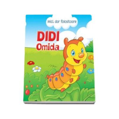 Didi Omida. Poveste cu autocolante