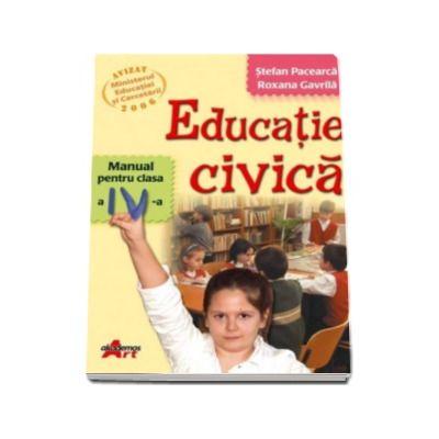Educatie civica, manual pentru clasa a IV-a (Stefan Pacearca)