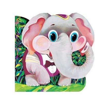 Elefantul. Primii pasi - Varsta recomandata 1-3 ani
