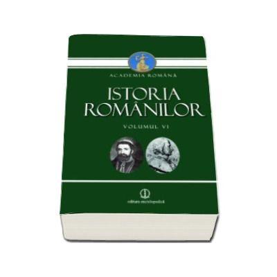 Istoria Romanilor. Volumul VI (Academia Romana)