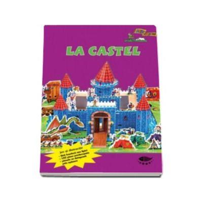 La castel. Joc si distractie - Varsta recomandata 5-10 ani