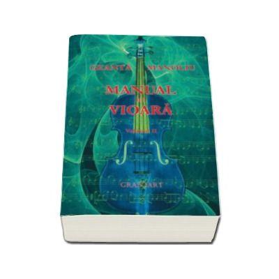 Manual de vioara - Volumul II