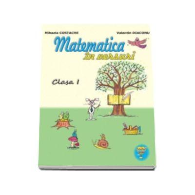 Matematica in versuri, pentru clasa I