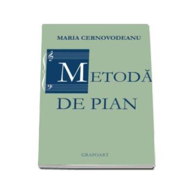 Maria Cernovodeanu, Metoda de pian