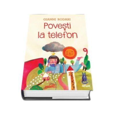Gianni Rodari, Povesti la telefon