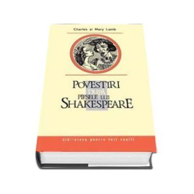 Mary Lamb, Povestiri dupa piesele lui Shakespeare. Biblioteca pentru toti copiii