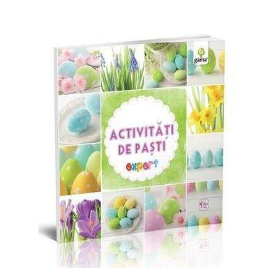 Activitati de Pasti - Expert - Varsta recomandata 6-9 ani
