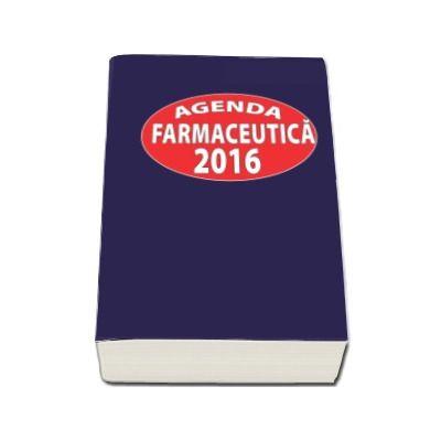 Teodora Costea, Agenda Farmaceutica 2016