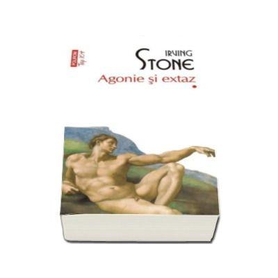 Irving Stone, Agonie si extaz - Doua Volume. Colectia Top 10