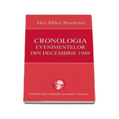Cronologia evenimentelor din decembrie 1989