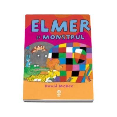David McKee, Elmer si monstrul