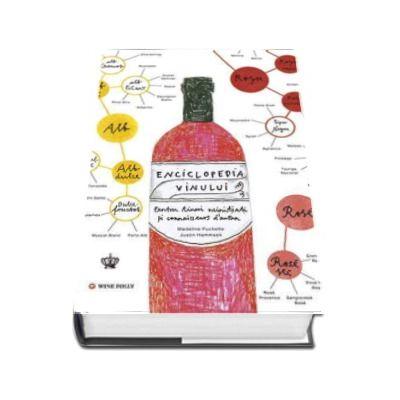 Madeline Puckette, Enciclopedia vinului - O nebunie de vin - Colectia In Vino Veritas