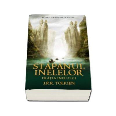 Fratia Inelului- volumul 1 al trilogiei Stapanul Inelelor
