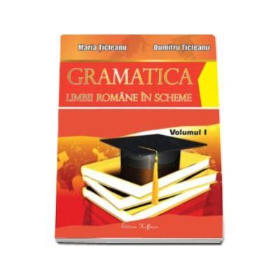Maria Ticleanu - Gramatica limbii romane in scheme, volumul I - PARTEA DE TEORIE