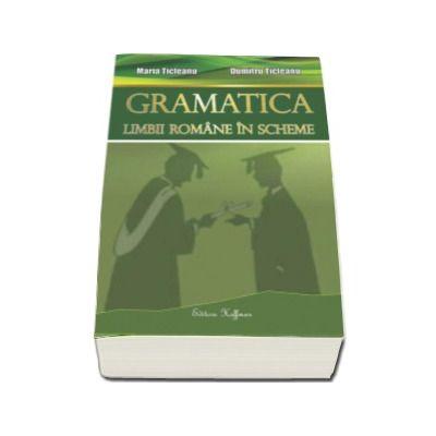 Gramatica limbii romane in scheme (Maria Ticleanu)