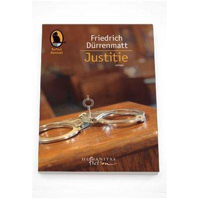 Justitie - Friedrich Durrenmatt