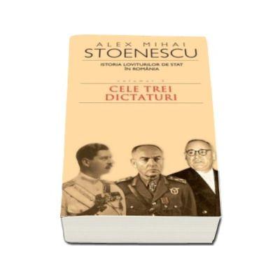 Istoria loviturilor de stat in Romania - Volumul III (Carte de buzunar)