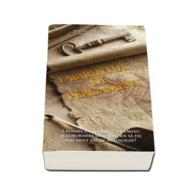 Ludmila Filipova, Labirintul de pergament - Carte de buzunar