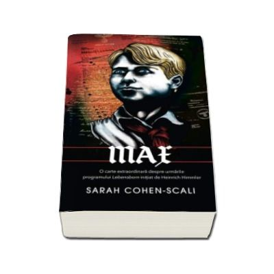Max - Sarah Cohen Scali