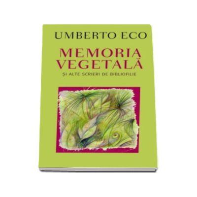 Memoria vegetala
