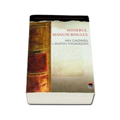 Misterul manuscrisului (carte de buzunar)