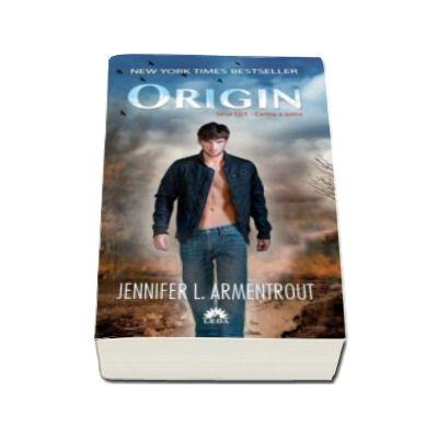 L. Armentrout Jennifer, Origin. Seria Lux. Cartea a patra