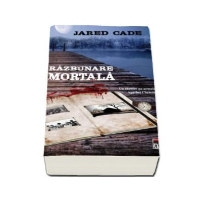 Jared Cade, Razbunare mortala - Carte de buzunar