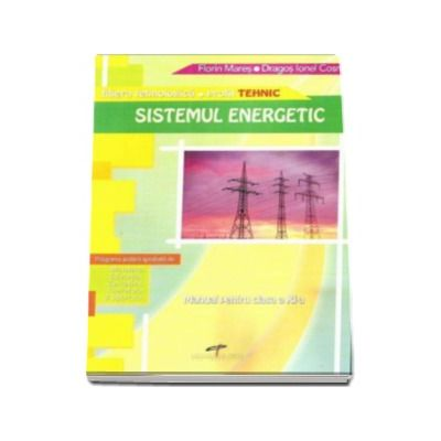 Sistemul energetic. Manual clasa a XI-a