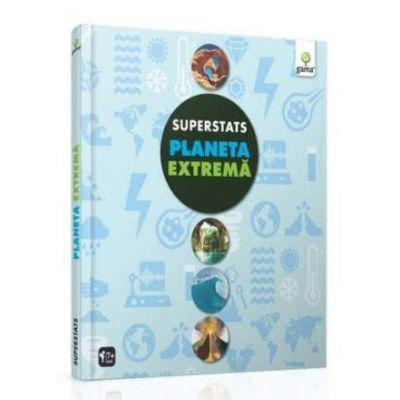 Superstats - Planeta extrema - Varsta recomandata 7 - 12 ani