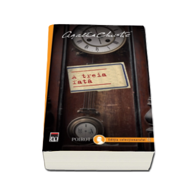 Agatha Christie, A treia fata - Editia colectionarului