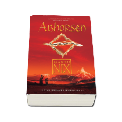 Abhorsen - Ultima speranta pentru cei vii