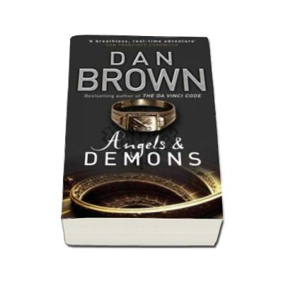 Dan Brown, Angels And Demons - Ingeri si demoni in limba engleza