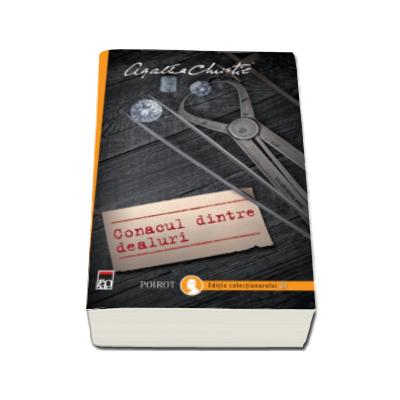 Agatha Christie, Conacul dintre dealuri - Editia colectionarului