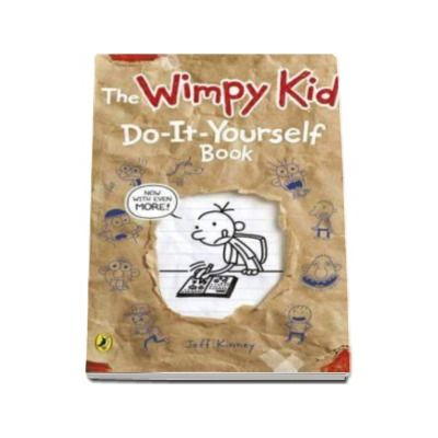 Jeff Kinney, Diary of a Wimpy Kid - Do-it-yourself Book