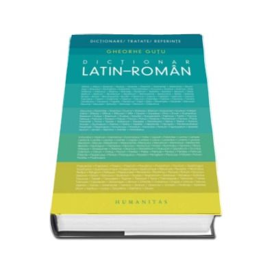 Gheorghe Gutu, Dictionar latin-roman. Editie, revizuita cu coperti cartonate