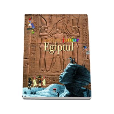 Egiptul - Larousse junior