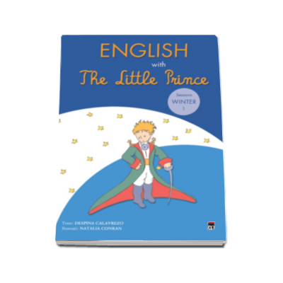 English with The Little Prince - volumul 1 ( Winter )