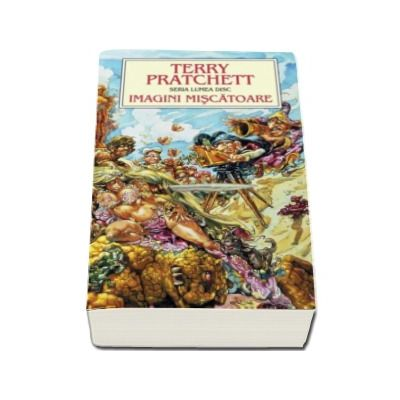 Terry Pratchett, Imagini miscatoare. Colectia carte de buzunar