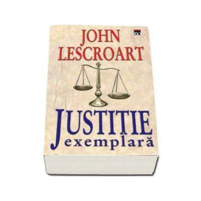 Justitie exemplara - Carte de buzunar