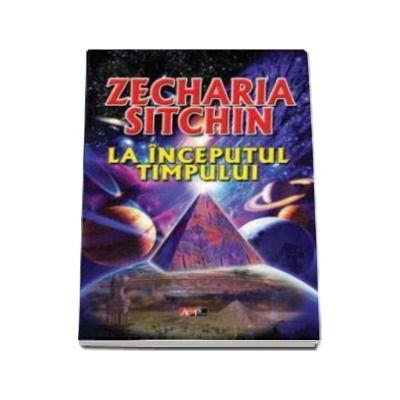 Zecharia Sitchin, La inceputul timpului