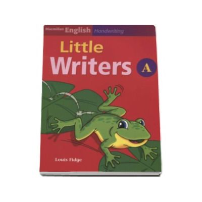 Louis Fidge, Little Writers level A - Macmillan English Handwriting
