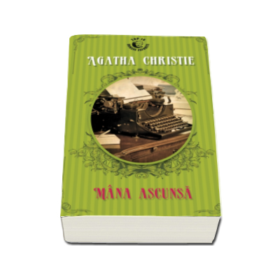 Agatha Christie, Mana ascunsa - Colectia Top 10 romane favorite