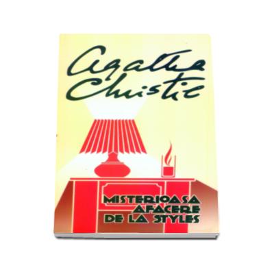 Agatha Christie, Misterioasa afacere de la Styles - Carte de buzunar