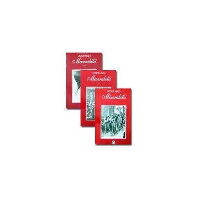 Mizerabilii - Set trei volume - Victor Hugo