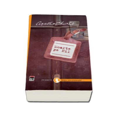 Agatha Christie, Moarte pe Nil - Editia colectionarului