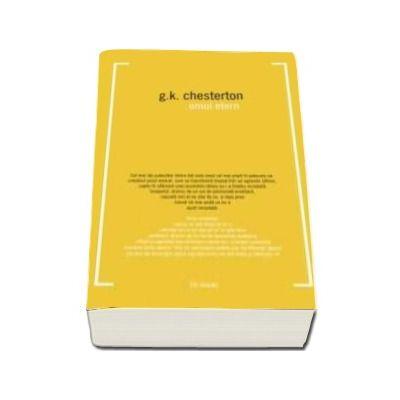 G. K. Chesterton, Omul Etern - Eseuri si istorisiri
