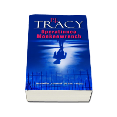 P. J Tracy, Operatiunea Monkeewrench - Carte de buzunar