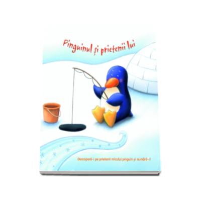 Pinguinul si prietenii lui - Carte jucarie