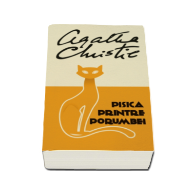 Agatha Christie, Pisica printre porumbei - Carte de buzunar