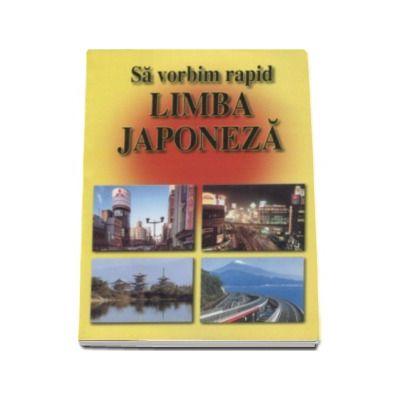 Georgeta Popescu Senas, Sa vorbim rapid Limba Japoneza